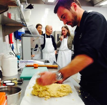 maison paries, gateau basque, recette, dossier de presse, basque, noel, idée, gastronome, patisserie, Bordeaux so Good